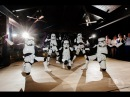 BEST EVER STAR WARS FIRST DANCE Boogie Storm Bride and Groom Wedding Dance Storm Troopers