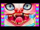 КОШКИН ДОКТОР! Мультик про кошечку, стоматолога и здоровые зубки. Мультфильмы пр...