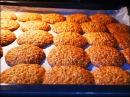 ОВСЯНОЕ ПЕЧЕНЬЕ рецепт на КЕФИРЕ выпечка на кефире ПРОСТОЙ рецепт печенье овсяное