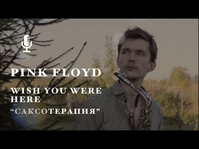 Саксофон. Pink Floyd - Wish you were here. sax cover. САКСОтерапия