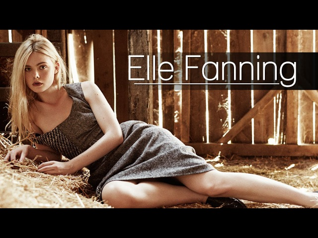 Elle Fanning Time-Lapse Filmography - Through the years, Before and Now!