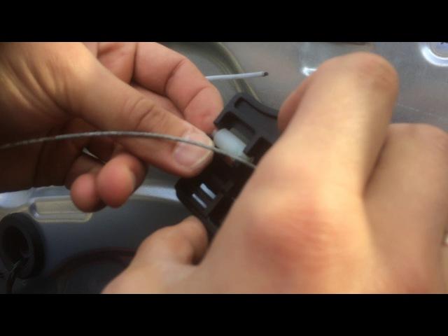 Hyundai i30 (2010г.в.) Не работает дверная ручка? - Бысрый ремонт!