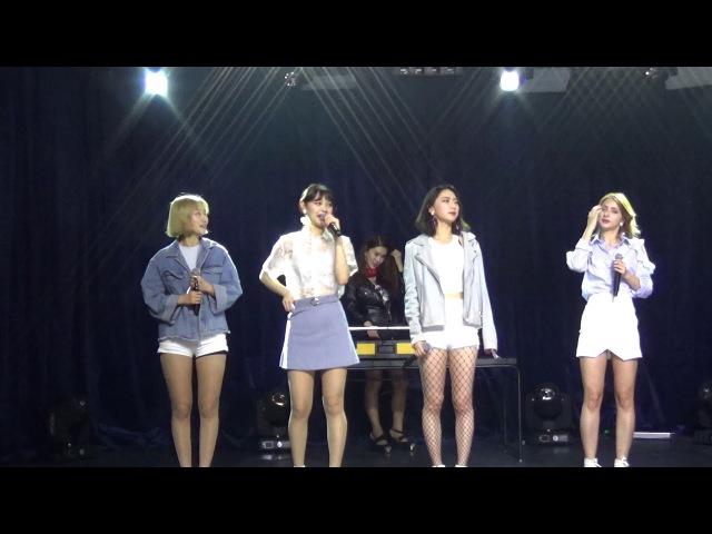 걸그룹오마주(O My Jewel) - 팀소개 - 강남 뉴타TV 2017.10.12일.hnh.