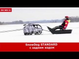 Baltmotors SnowDog: Standard с задним ходом