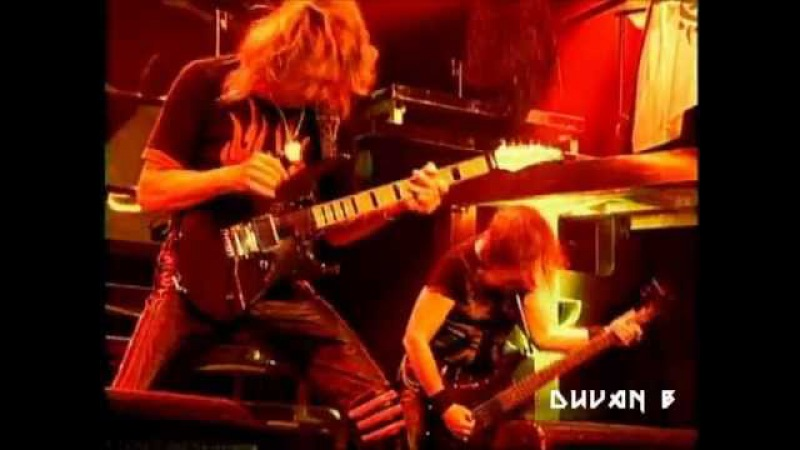 Judas priest A touch of Evil Live (official)