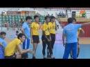 Giải bóng chuyền cúp hoa lư lần thứ XI năm 2017 - bảng A BIÊN PHÒNG - SANEST KHÁNH HÒA