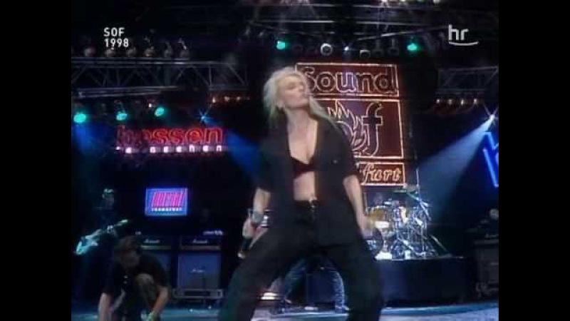Doro Terrorvision Live in Frankfurt 1998 mkv