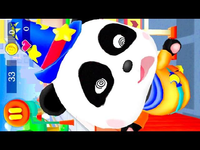беги панда беги | Little Panda Run | Baby Panda Run | jungle panda run | Чудики Мачудики