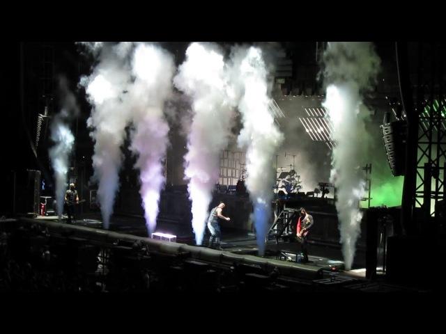 Rammstein Keine Lust Feuer frei Live in Nimes 0017