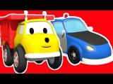 полицейская машина : учим цвета вместе с грузовичком Игорем | Развивающий мультик для детей