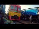 Maeklong Railway Market ~ Bangkok Thailand