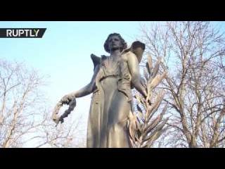 В Венгрии открыли памятники солдатам Российской империи и СССР