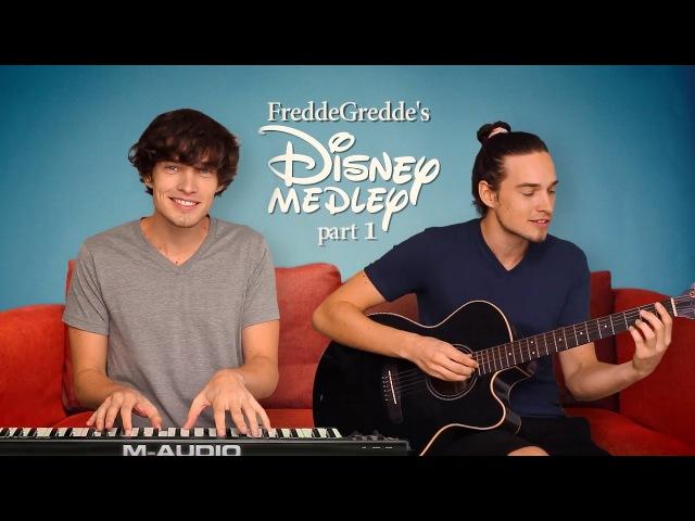 The Disney Medley pt1 (FreddeGredde)