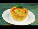 Запеченные помидоры с сыром Рецепты от Со Вкусом