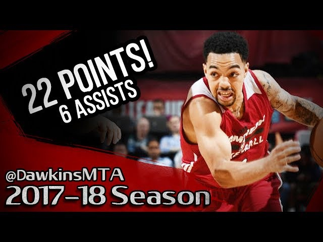 Justin Robinson Full Highlights vs Clippers 2017.07.13 Summer League - 22 Pts, 6 Assists, 4 Stls!