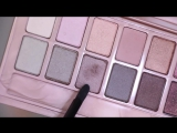 Fresh and Sultry Maybelline The Blushed Nudes Palette Tutorial! (1)