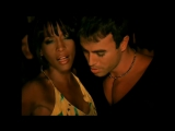Enrigue Iglesias &amp Whitney Houston - Could I Have This Forever ( 2000 )