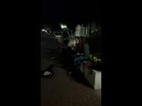 г. Орёл , парк культуры, Фолк Александр ,Андрей Ставцев .Баллада, флейта , гитара