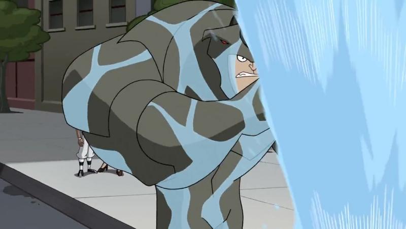 Грандиозный Человек-паук 1 сезон 6 серия (2008 – 2009) 720p