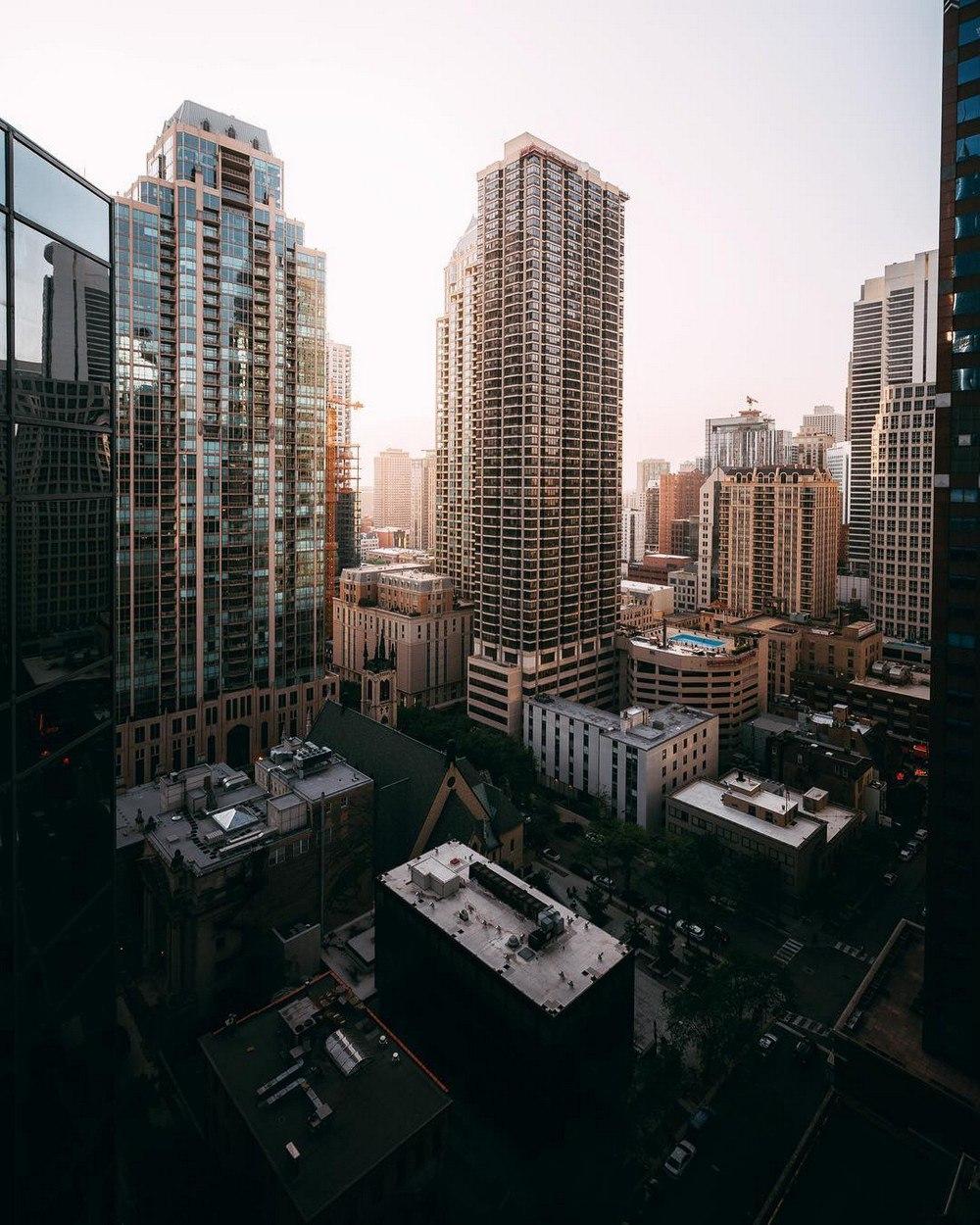 cDEMnn BnOY - Шедевры архитектурной и городской фотографии