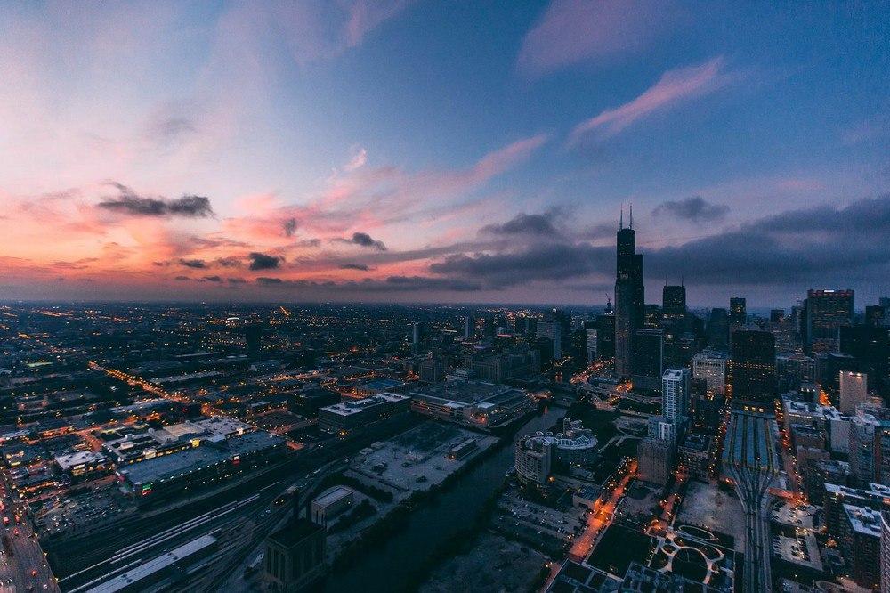 Шедевры архитектурной и городской фотографии