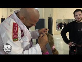 Lucio Lagarto (seminar 22 fight club) Об отношении к соревнованиям #bjjfreaks_TV