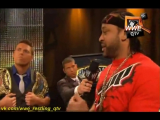 [WWE QTV]PPV.[Elimination Chamber]2010[Segment[Миз и МВП]The Miz and MVP]