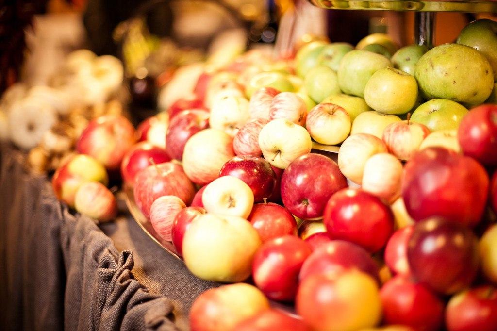 День яблока картинка