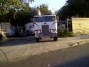 Peterbilt 352 parking
