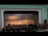 P Tchaikovsky Concert №1part3 Conductor Madat Kudaibrganov Soloist Behruz Nematov