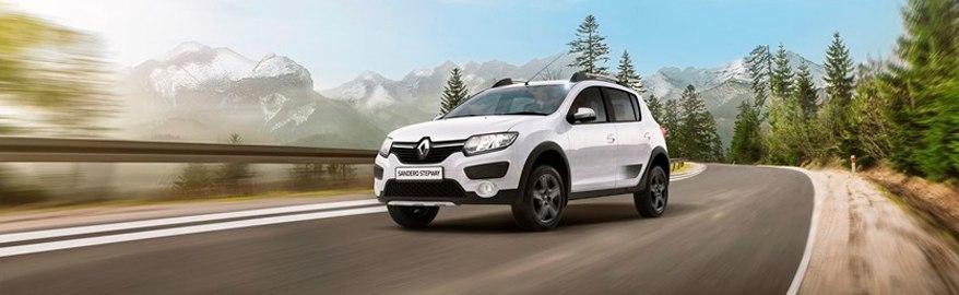 Renault сделал спецверсию Sandero Stepway для России