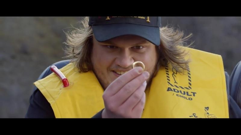 Відео демонстрації техніки безпеки Air New Zeland.
