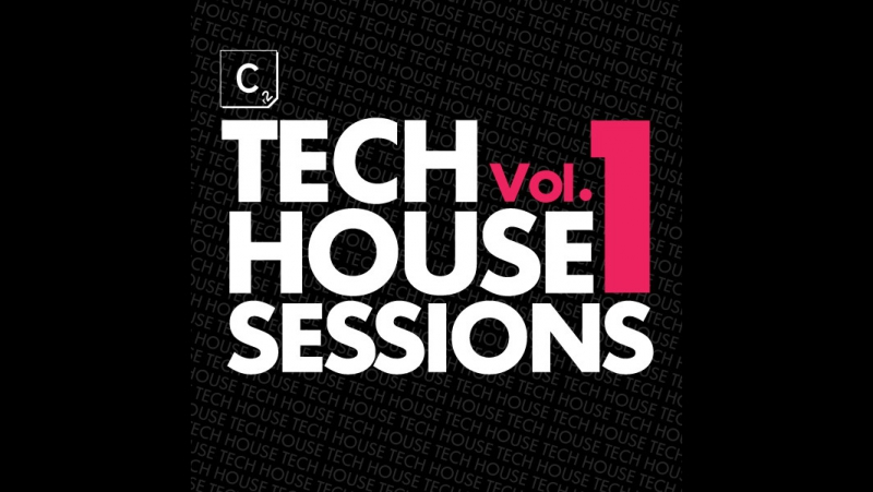 DJ ELMANN - TECH HOUSE SESSIONS 2017 LIVE MIX