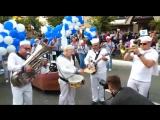 Valeriy Bukreev Jazz Band -The City Day Of Kaluga - Whashington Street Parade #1