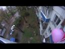 Бийчанин поднял грузовую газель на 4-й этаж жилого дома (Будни, 13.09.17г., Бийское телевидение)
