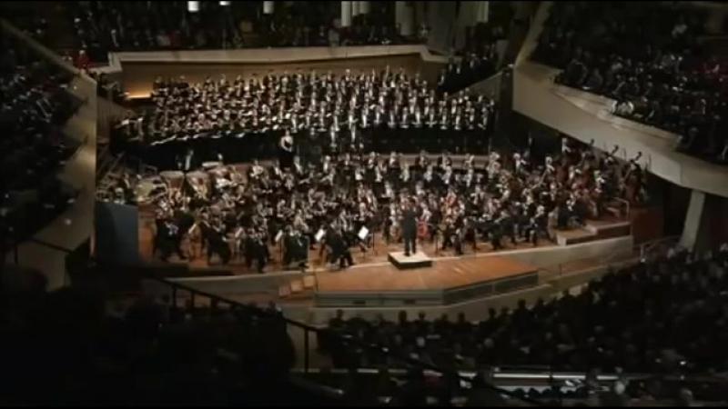 Верди реквием Dies Irae Claudio Abbado Berlin Philharmonic 2002