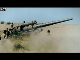 Erwin rommel`s afrika korps - the desert war