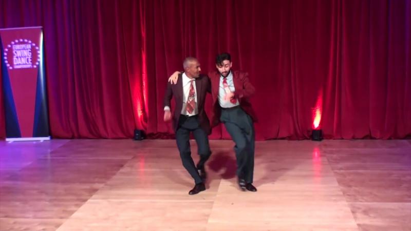 ESDC 2015 - Jazz Roots Showcase - Finals - Vincenzo Fesi Remy Kouakou Kouame