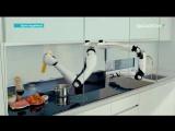 «Бірге таңдаймыз!». Әлемдегі алғашқы ас үй роботы Молли
