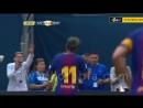 أهداف المباراة الودية .. يوفينتوس 1 - 2 برشلونة .. كأس الابطال الدولية