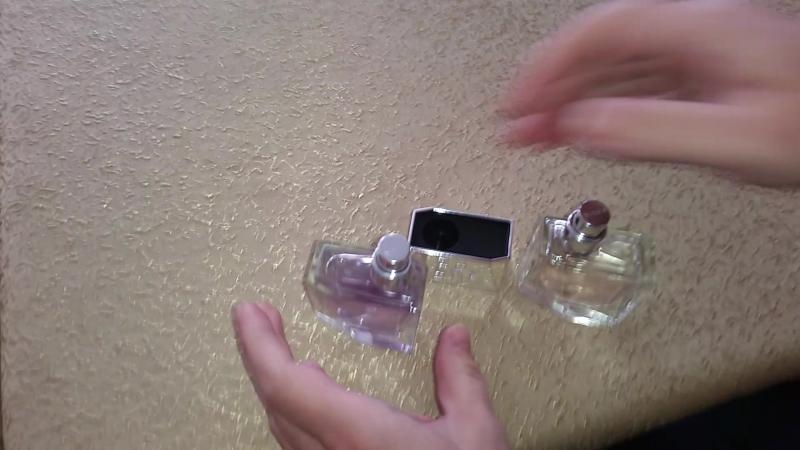 новинка парфюмерной воды эйвон двойной аромат