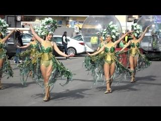 Карнавал в Ориуелла (Когда пиво становится зеленым- День Святого Патрика)