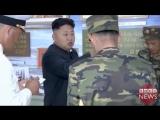 Как Ким Чен Ын готовится к войне (6 sec)