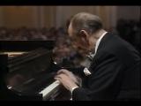 Владимир Горовиц, Моцарт, Соната до мажор, Москва, 1986