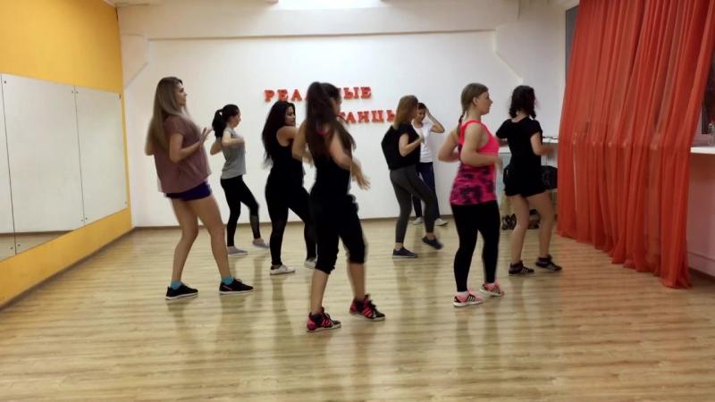 Reggaeton (тренировка, 08.09) / Реггетон / Даниель и Лиза / Ritmo Picante
