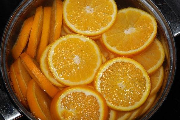 Карамелизированные апельсины. Домашние будут в восторге! Вам потребуется: 1 кг.