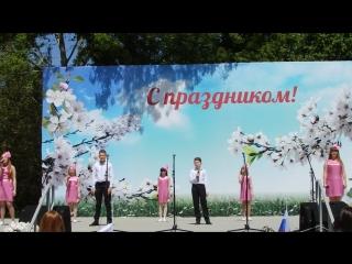 01.05.2017 вокальная группа