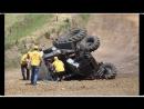Бизон трек шоу-2017 трактор перевернулся что с водителем Самое интересное!