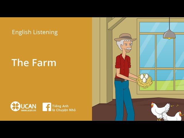 Learn English Listening | Beginner - Lesson 34. The farm