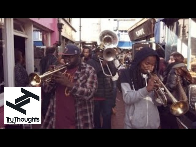 The Hot 8 Brass Band - 'Sexual Healing (Official Video)' [Marvin Gaye Cover]